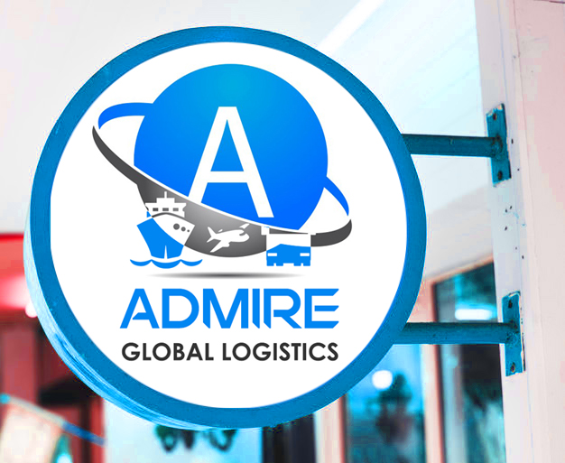 admire global logistics